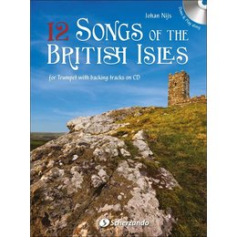 12 Songs of the British Isles - Nijs, Johan