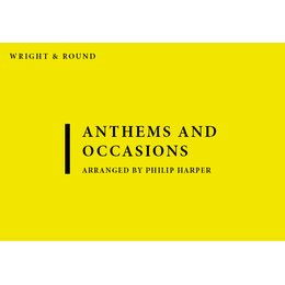 Anthems and Occasions - Harper, Philip