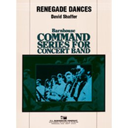 Renegade Dances - Shaffer, David