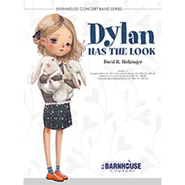 Dylan Has The Look - Holsinger, David R.