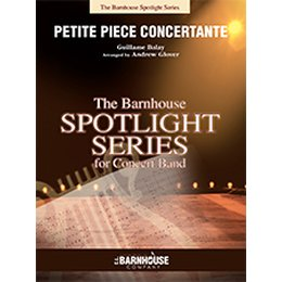 Petite Piece Concertante - Balay, Guillaume - Glover, Andrew