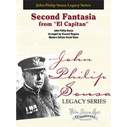 Second Fantasia: from El Capitan - Sousa, John Philip -...