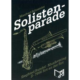 Solistenparade - Schneider, Manfred